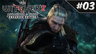 Let´s play The Witcher 2 [Blind] #3 - La Valette
