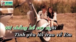 [Karaoke] Không Quan Tâm - Chi Dân (full beat)