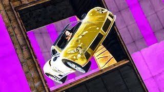 THE MOST PERFECT RACE EVER! (GTA 5 Funny Moments)
