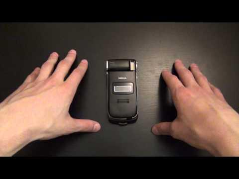 Обзор Nokia N93