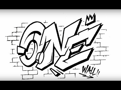 One Wall - Bristol Street Art  Documentary - 2016