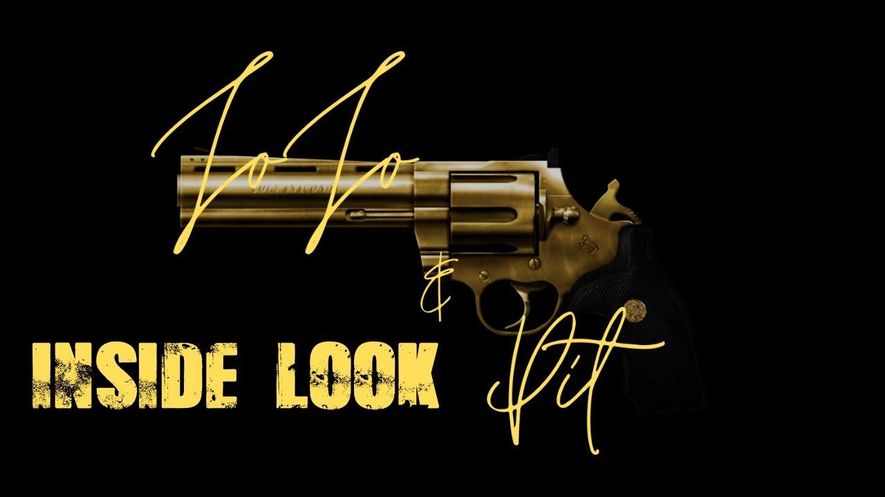 """JoJo&Pit """"Inside Look"""""""