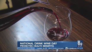 Tuesday Is National Drink Wine Day!
