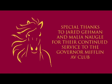 Governor Mifflin 2018 Commencement