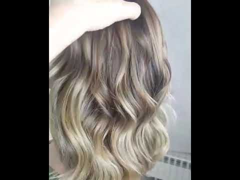 Friseur Haar Trend Ombre Balayage By Hatice Hair