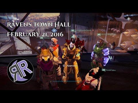 Ravens Town Hall #11 - Feb. 21, 2016