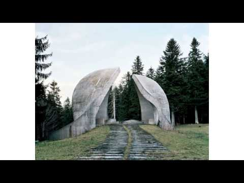 Futuristic yugoslavian monuments that commemorate wwii homesthetics inspiring ideas for your home