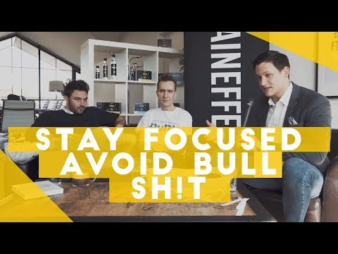 Investment Punk: The best way to stay focused - Avoid bullsh!t and prioritize (w Fabian Foelsch)