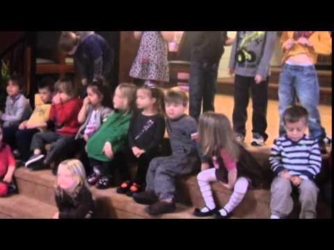 Temple Beth Shalom Preschool   2012