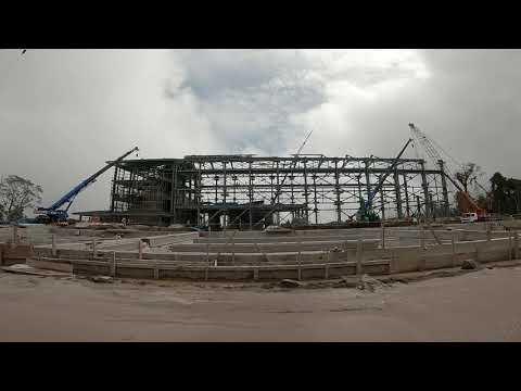 Lumut Balai Geothermal Power Plant Project - PT. Wika