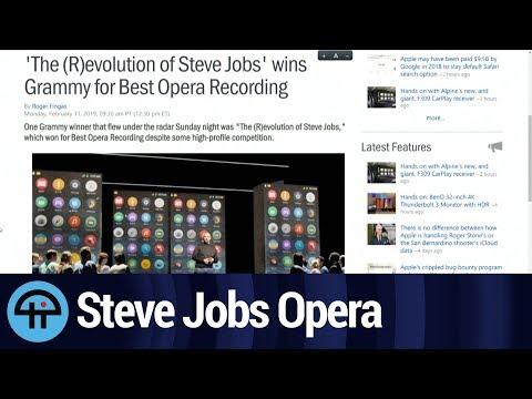 Steve Jobs Wins Best Opera Grammy Mp3