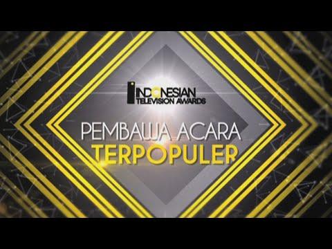 Cover Lagu Nominasi Indonesian Television Awards Program Pembawa Acara & Talkshow Terpopuler