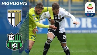 Parma beats sassuolo in the 13 round   serie a this is official channel for a, providing all latest highlights, interviews, news and featur...