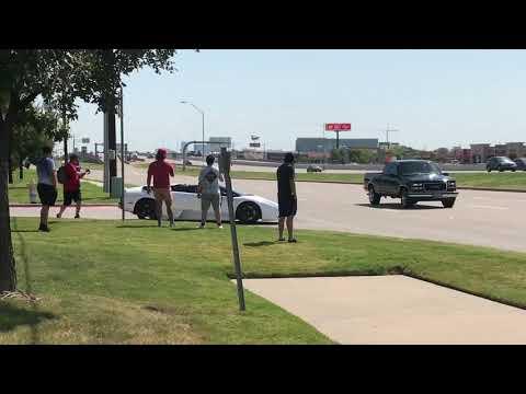 Supercars Leaving GG Exotics Meet 08/15/20 HURACANS TAKEOVER MEET!