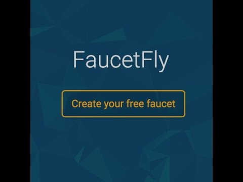 How To Make Bitcoin Faucet Without Hosting And Domain (FaucetFly)
