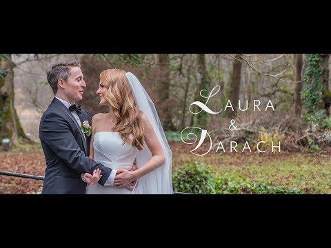 Laura & Darach, The Lodge at Ashford Castle