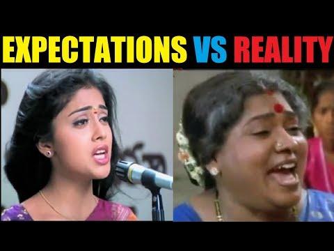 EXPECTATIONS VS REALITY||TROLLS||TELUGU TROLLS