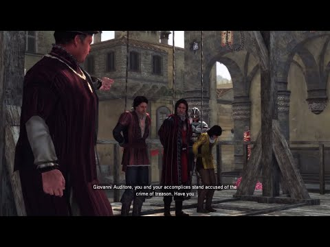 Assassin's Creed 2 PS4 - Death of Ezio's Family