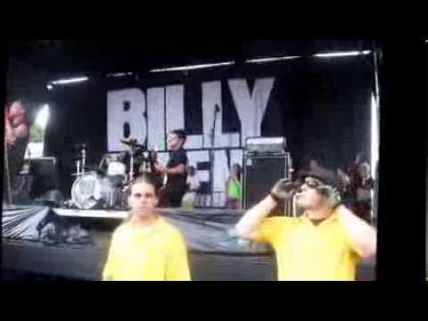 Billy Talent - Ben Pushes Jon!