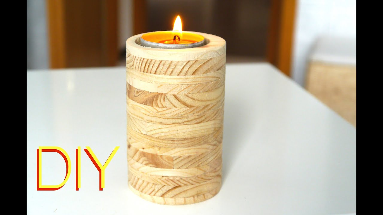 Elegant Basteln Mit Holz Ideen Design