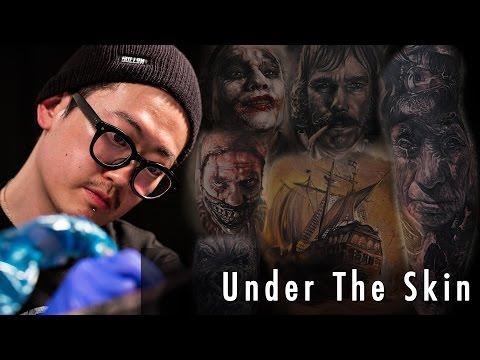 Tattoo -Under the Skin | Seunghyun Jo Potter