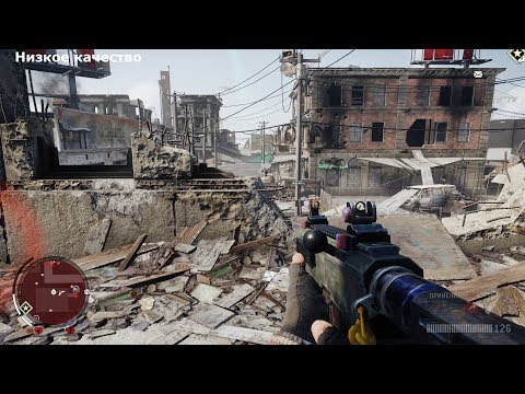 Intense City Combat from Online FPS Game Homefront 2