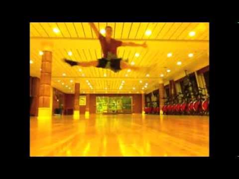 Michael McCrary Dance Reel 2014