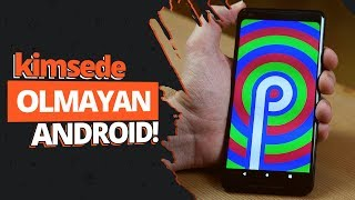 Android Pie inceleme - Google Pixel 2 XL üzerinde denedik!