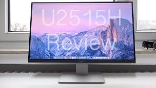 Review: Dell UltraSharp U2515H WQHD IPS Monitor
