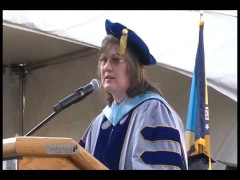 Cumberland County College 2016 Commencement