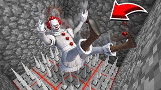 Minecraft : We KILLED PENNYWISE! (Ps3/Xbox360/PS4/XboxOne/PE/MCPE)