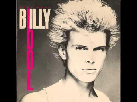 Billy Idol  Mony Mony 1987 Good Audio Quality