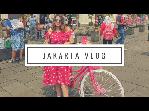 FIRST TIME IN THE CAPITAL CITY OF INDONESIA | JAKARTA | #WONDERFULINDONESIA
