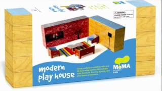 Stop-motion Moma Modern Kids Play House Official Trailer