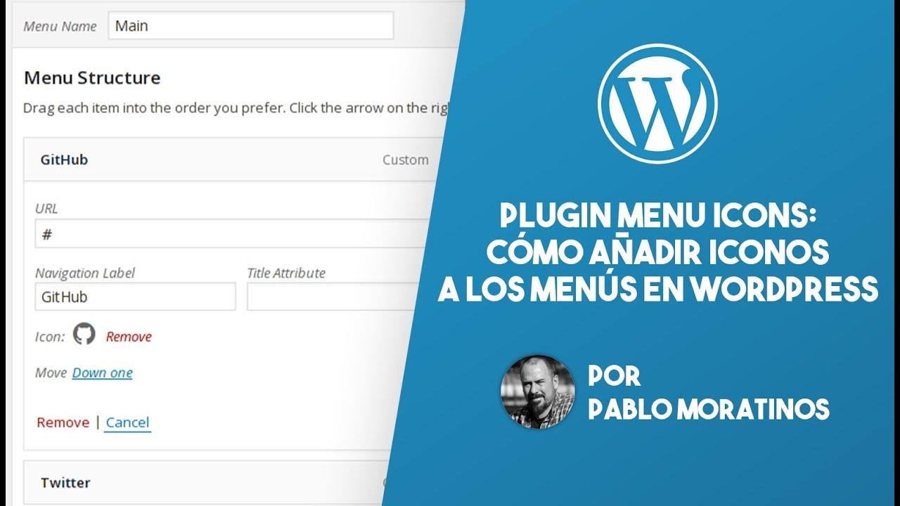 Iconos En Wordpress Qué Tipos Hay Y Cómo Añadirlos
