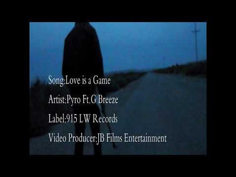 Love is a game music video (OFFICIAL MUSIC VIDEO) -LW RECORDS JB FILMS ENTENTERTAINMENT