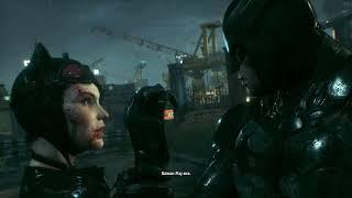"""Batman: Arkham Knight"" All Captured Villains Dialogues + GCPD Evidence Room Show"