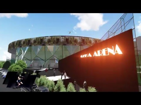 Project of IZKA Arena_edition1 by XL Architecture & Engineering / Turkey