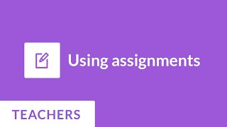 QUICK START GUIDE: Using Assignments   Prodigy Game