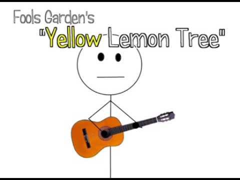 lemon tree-Fools Garden's sub español e ingles
