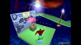 Blasto - Gameplay PSX / PS1 / PS One / HD 720P (Epsxe)