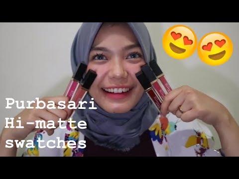 purbasari-hi-matte-swatches-+-2-warna-bagus-buat-ombre-lips!