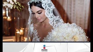 La boda de Ximena Navarrete con grandes invitados| Sale el Sol | Imagen Entretenimiento