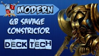 jolt deck tech gb savage constrictor