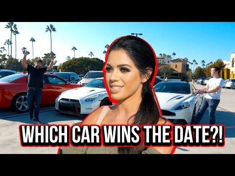 Can the Nismo GTR get you a hot wife!?