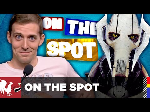 On The Spot: Ep. 44 - You Can't Say That on This Show | Rooster Teeth