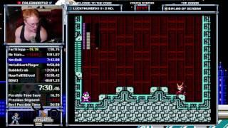 Mega Man 2 Speedrun