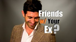 Can You Be Friends With Your Ex? | Relationship and Dating Advice Thumbnail