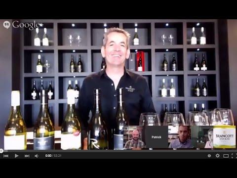 Google Hangout: A taste of Brancott Estate with chief winemaker Patrick Materman
