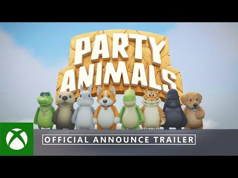 Party Animals - Official Console Announce Trailer - Xbox & Bethesda Games Showcase 2021